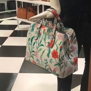 Kate spade NYlaurel way hummingbird floral satchel